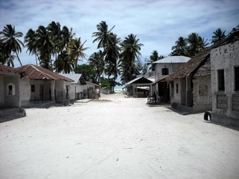 jambiani village