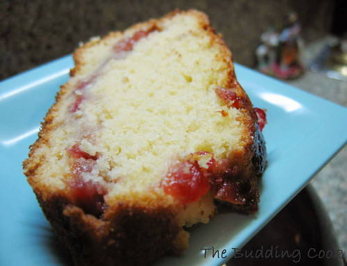 Cranberry Ricotta Loaf4