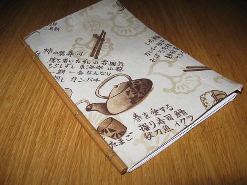 Chopstick book