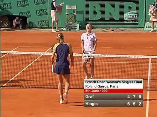 Steffi Graf - Martina Hingis