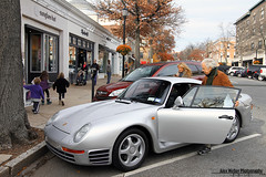 Ralph Lauren (Alex Weber) Tags: lauren classic alex speed canon photography connecticut greenwich ct spot exotic ave porsche 7d 1989 28 16mm rare ralph weber 18mm 959 pcar