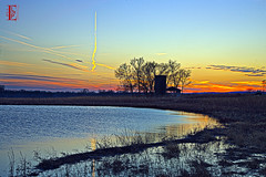 Infinity and Beyond II (Kansas Poetry (Patrick)) Tags: lawrencekansas bakerwetlands wakarusawetlands obviouslypatricklovesnancy
