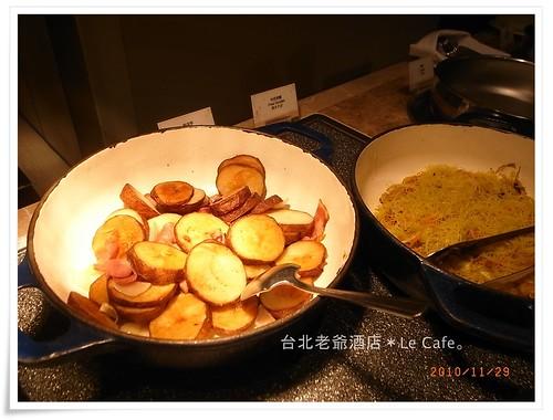 [2010。台北]老爺酒店_早餐_3