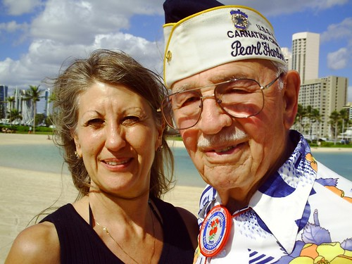 Robert Ruffato Pearl Harbor Survivor