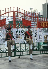 Women Power at Wagah