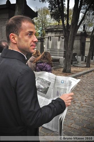Père Lachaise toussaint #30