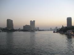 ยามเย็น@แม่น้ำไนล์