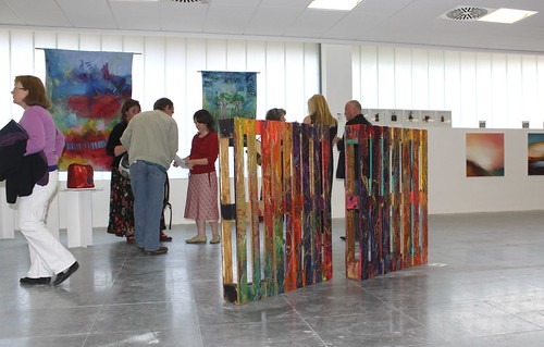 Winward House, group exhibition 2010.