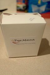Thai Manna Red Curry Kit