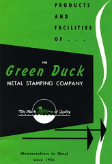 Green Duck Metal Stamping Company