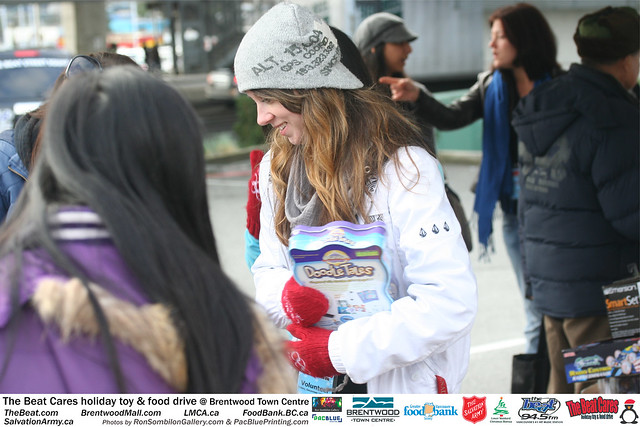 The BEAT CARES holiday food and toy drive at Brentwood Town Centre photos by Ron Sombilon Gallery (283) by Ron Sombilon Gallery