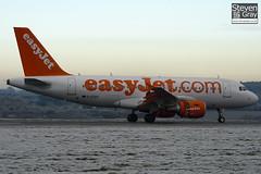 G-EZDV - 3742 - Easyjet - Airbus A319-111 - Luton - 101207 - Steven Gray - IMG_6273