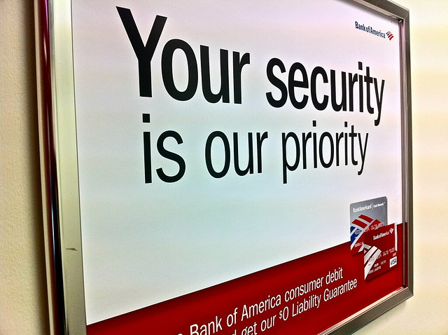 Security: Liabilities, guaranteed.
