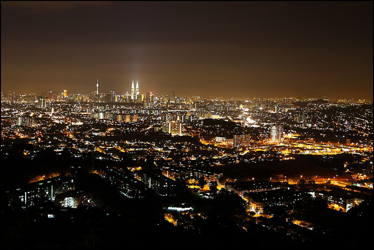 KL-night-view