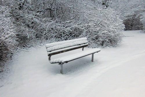 Rückkehr des Schnees