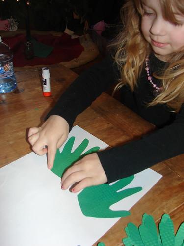 Handprint Tree 2