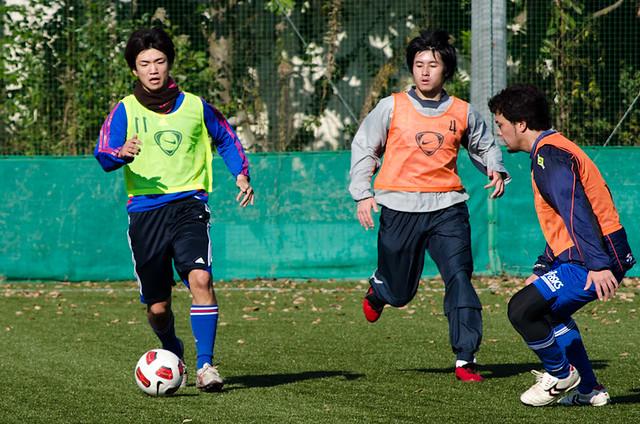 Manchester United Coaching Session Edogawa Daigaku_1208
