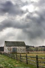 """Abiah Taylor Barn (1724) - VisitPA's """"Friday Foto"""""""