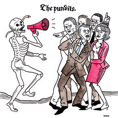 Danse Macabre: The Pundits.