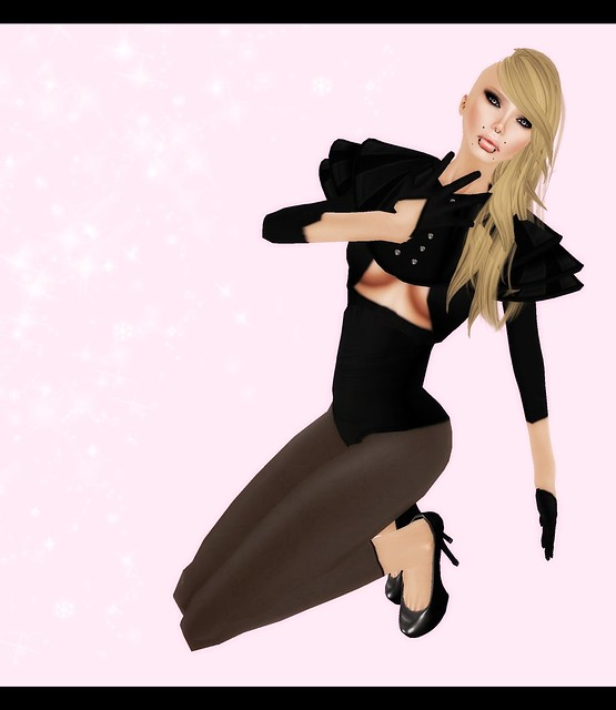 Winter Look 12#  with Glam Affair