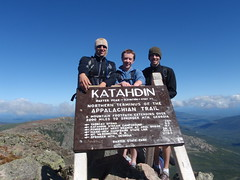 Mt Katahdin Summit