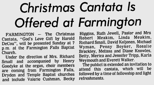 The Lewiston Daily Sun - Dec 16, 1981