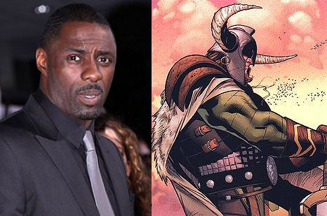 idris elba thor. in the upcoming Thor movie