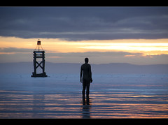 Look out, Crosby beach. Explore frontpage (Ianmoran1970) Tags: beach statue place ironman explore anthony another fp frontpage gormley crosby explored ianmoran ianmoran1970