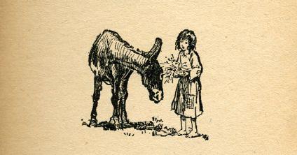 Histoire d'un âne et de deux jeunes filles, by P.-J. STAHL -image-70-150