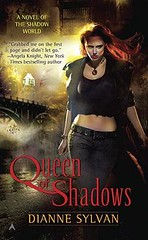 August 31st 2010 by Ace   Queen of Shadows (Shadow World #1) by Dianne Sylvan