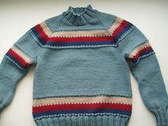 010 Colorido sweater
