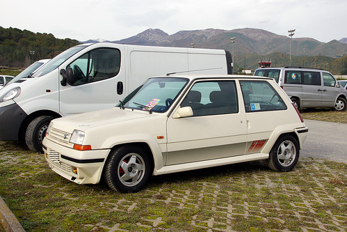 Renault 5 Gt Turbo 2. Renault 5 GT Turbo