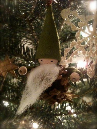 pinecone gnome