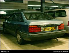 Mazda 626 (reallyloud) Tags: mazda 626