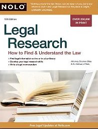 Legal research  how to find amp understand the law by BMC Miami Library New Titles