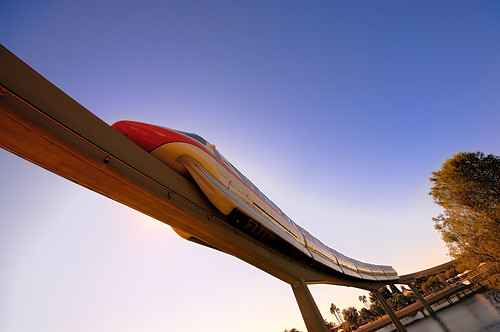 Monorail Monday - Swoosh