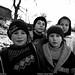 Kids in Shali