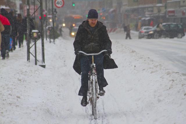 Snowstorm Casual