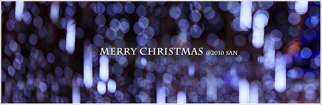 聖誕快樂 Merry Christmas