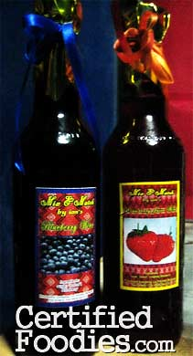 Mix & Match Blueberry and Strawberry Wines from Baguio - CertifiedFoodies.com