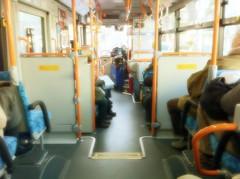 バスもたまにはいいもんだ