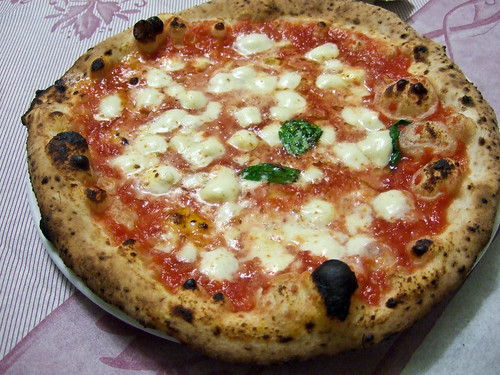 Di Matteo Pizzeria - Margherita pizza