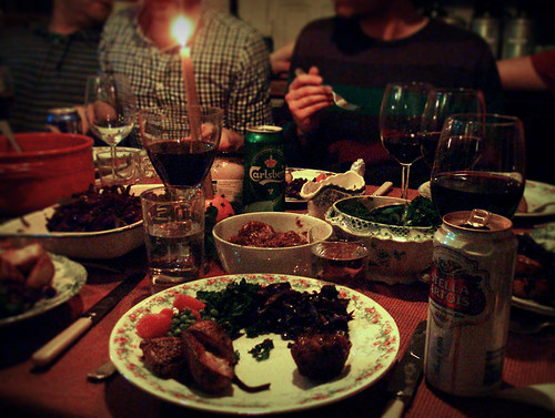Day 217 - Boxing Day Feast