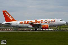 G-EZBZ - 3184 - Easyjet - Airbus A319-111 - Luton - 100504 - Steven Gray - IMG_0742