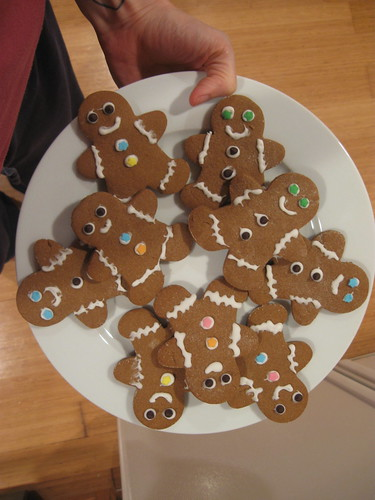 Jolly Gingerbread Men