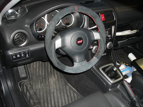 Prova Steering Wheel 2008 Wrx Sti Page 4 Subaru