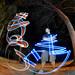 Light Graffiti : Outline Stroke 003
