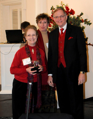 Harry L Ludwig III Community Services Award