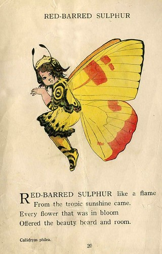 003-The Butterfly Babies' Book 1914- Elizabeth Gordon- Illustrated by M. T. Ross
