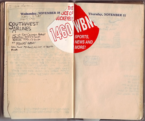 1954: November 10-11